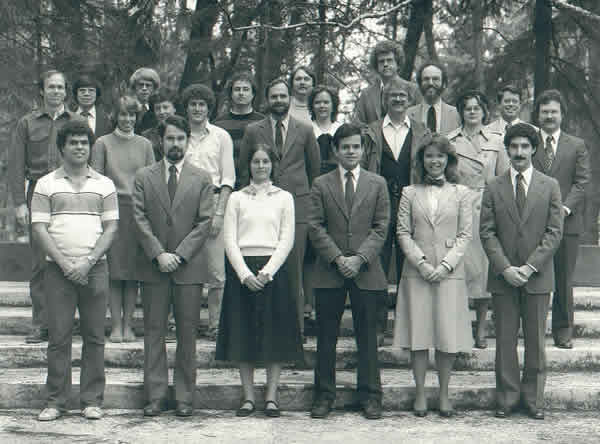 1983 Class Picture